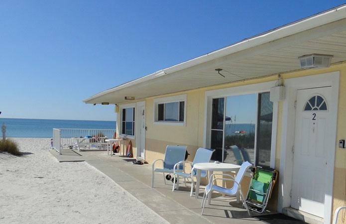 White Sands Beach Resort On Anna Maria Island White