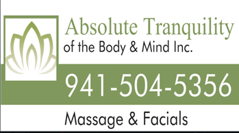 Absolute Tranquility facial and body massage