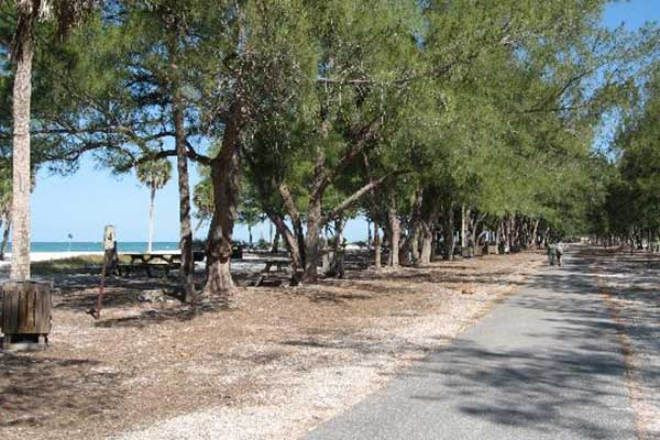 Coquina Beach is a great family park