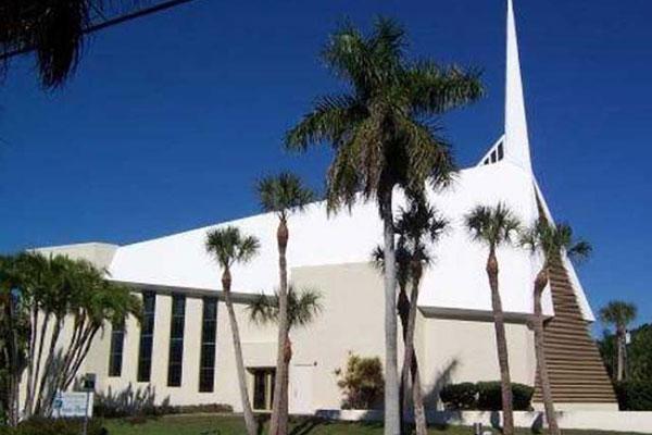 Crosspoint Fellowship Church building