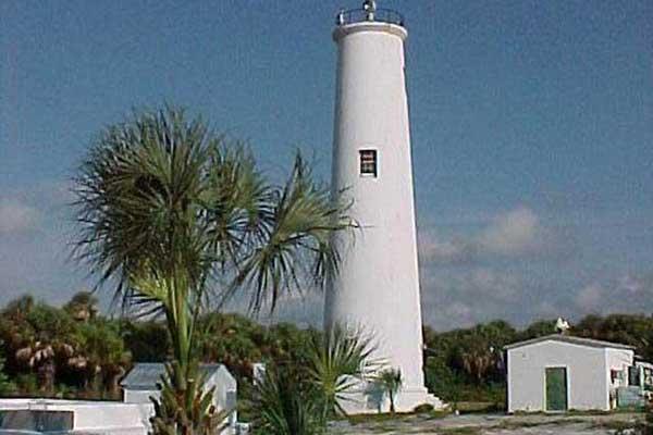 Edgemont Key lighthouse