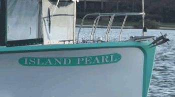 Island Pearl Excursions logo
