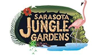 Sarasota Jungle Gardens logo