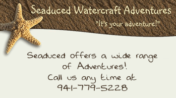 Seaduced Boat Rental logo