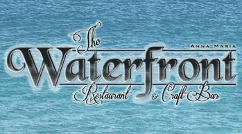 the waterfront restaurant logo