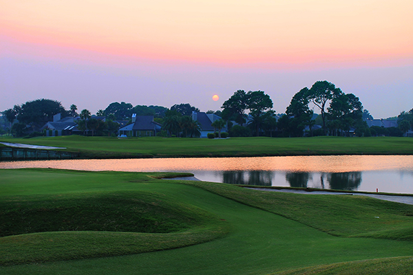 sunset-over-the-golf-course