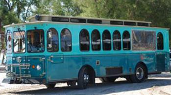 Anna Maria Island & Sarasota Trolley Schedule | White Sands Beach Resort